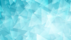 Light blue abstract background of small triangles. Abstract background of small triangles in light blue colors Stock Images