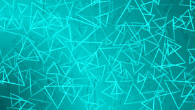 Light blue abstract background of small triangles. Abstract background of small triangles in light blue colors Royalty Free Stock Photo