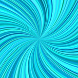Light blue abstract spiral background Royalty Free Stock Images