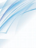 Light blue background Stock Image