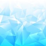 Light blue background, beautiful mosaic Stock Photo