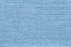 Seamless Light Blue Cloth Textile Texture Stock Images