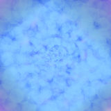 Light blue blurs bokeh background Stock Photography