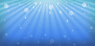 Light blue Christmas background Royalty Free Stock Photography
