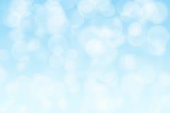 Light blue circle shape boke background. Light blue circle shape boke as background Stock Photography