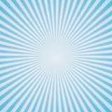 Light blue color burst background. Royalty Free Stock Photos