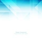Light blue color polygonal shape background Royalty Free Stock Photos