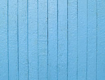 Light-blue fence Stock Images