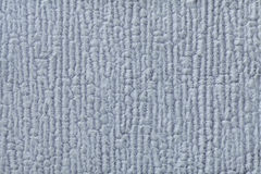 Light blue fluffy background of soft, fleecy cloth. Texture of textile closeup Stock Photo