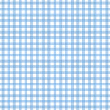 Light Blue Gingham. Pattern for backgrounds Stock Image