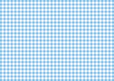 Light Blue Gingham Pattern Background Stock Image