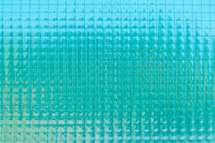 Light blue glass vintage background, textured Stock Image