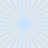 Light blue & gray ray sunburst style abstract background Stock Photo