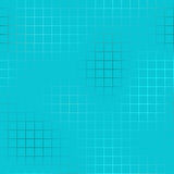 Light blue grid Royalty Free Stock Images