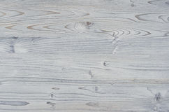 Light blue jean vintage wood texture. Top view, wooden board. Stock Images
