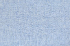 Blue linen background Stock Photo