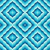 Light blue ornamental seamless pattern Royalty Free Stock Image