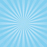 Light blue radial background with Japanese traditional design. Stock Photography