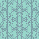 Light blue seamless pattern with abstract elements Royalty Free Stock Photo