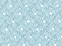 Light blue sky abstract background intertwined diagonal wooden lines with white rhombuses royalty free illustration