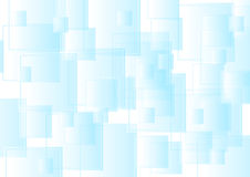 Light blue tech background Royalty Free Stock Photography