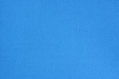 Light blue textile texture as background Stock Photo