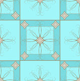 Light blue tile Royalty Free Stock Photo