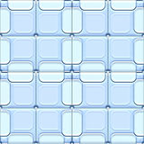 Light blue tiles Royalty Free Stock Photography