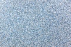 Light blue vinyl wallpaper Stock Images
