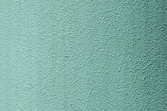 Light blue wall Stock Photo
