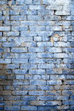 Light Blue Washed Wall Stock Photos