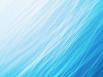 Light blue water striped wave background Stock Photography