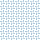 Light Blue Weave Repeat Pattern Background Stock Photo