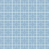 Light blue and white squares vector repeat pattern vector illustration