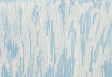 Light blue and white wooden background Royalty Free Stock Image