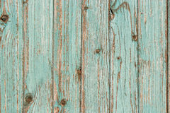 Light blue wooden boards background. Light blue and turquoise wooden boards background Royalty Free Stock Photography