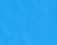 Light blue woven cotton fabric Royalty Free Stock Photos