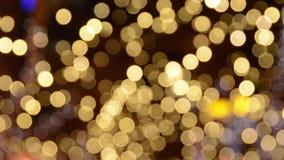Light blur stock footage