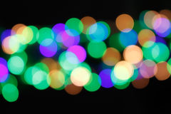 Light blurry colorful background Royalty Free Stock Image