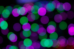 Light blurry colorful background Stock Image