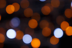 Light blurry colorful background Stock Photography