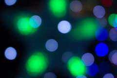 Light blurry colorful background Stock Images