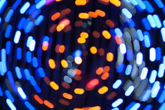 Light bokeh abstract background. stock photo