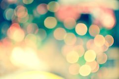 Light bokeh background. Stock Photos