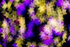 Light Bokeh Background Stock Image