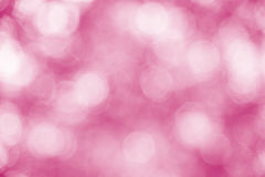 A light bokeh effect . Royalty Free Stock Images