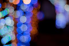 Blur background, wallpaper an background. Light bokeh, lens blur bokeh wallpaper Royalty Free Stock Photography