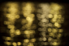 Light of bokeh Royalty Free Stock Images