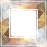 Light border Royalty Free Stock Images