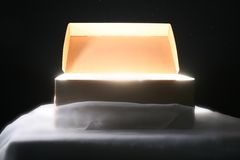 Light box Stock Photos